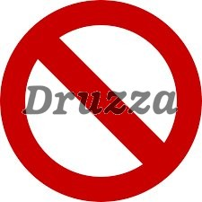 Prohibited items on 'druzza'